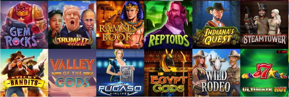 игровые автоматы официального сайта Вулкан Вегас
