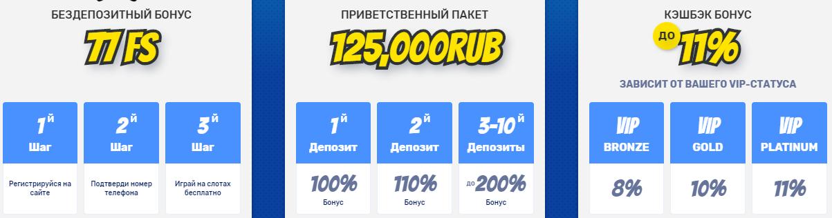 официальные бонусы Вулкан Ориджинал